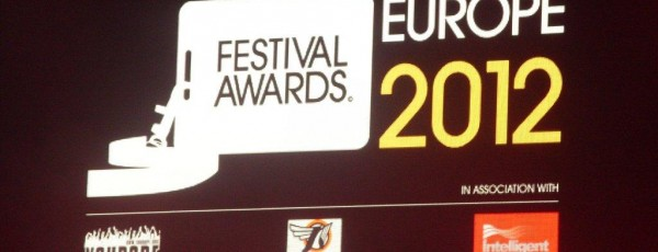 The European Festival Awards: Our first continental RFID deployment