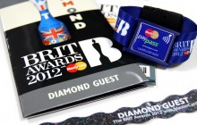 The BRIT Awards: Cashless & Access