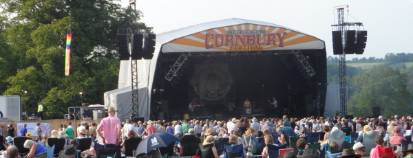 Enabling Cornbury to be the UK's first independent festival to accept contactless payments