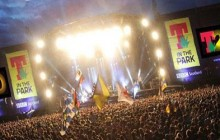 T In The Park 2013: Crew Accreditation & Catering