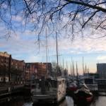 A brisk, sunny morining in Groningen