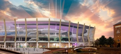 Delivering brand activation for Barclaycard at Birmingham National Indoor Arena