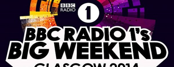 Gearing up for a Big Weekend with Radio 1 in Glasgow