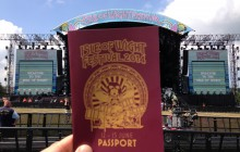 The Isle Of Wight Festival Passport