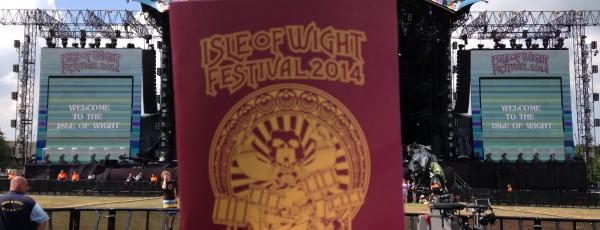 The Isle Of Wight Festival Passport